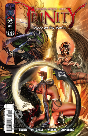Trinity: Blood On The Sands #1