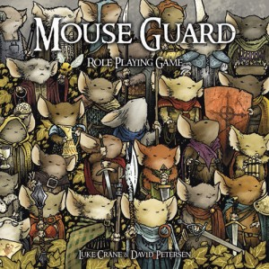 Archaia's Mouse Guard RPG Wins Origins Award
