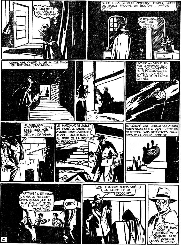 Sandman, parmi les premiers héros DC traduits en France...