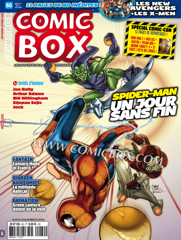 Comic Box #60