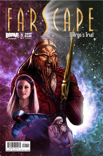 Farscape: D'Argo's Trial #1