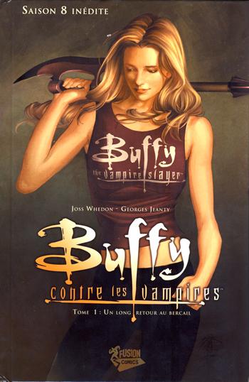 Buffy Saison 8