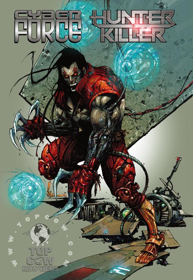 Cyberforce #2