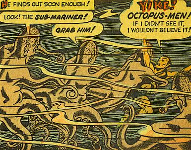 Même Namor est surpris de leur existence...