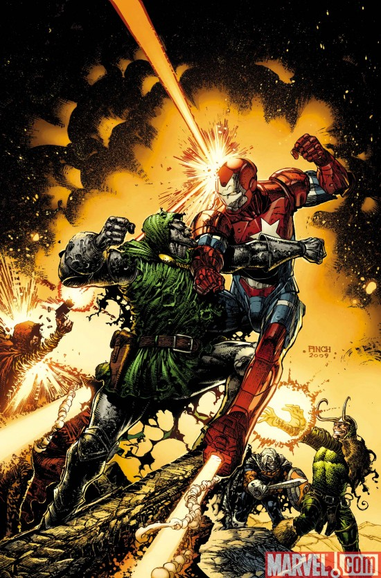 The Dark Avengers Meet Their Doom In December