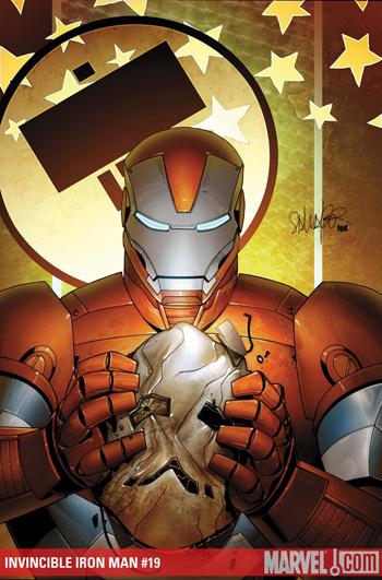 Avant-Première VO : Review Invincible Iron Man #19