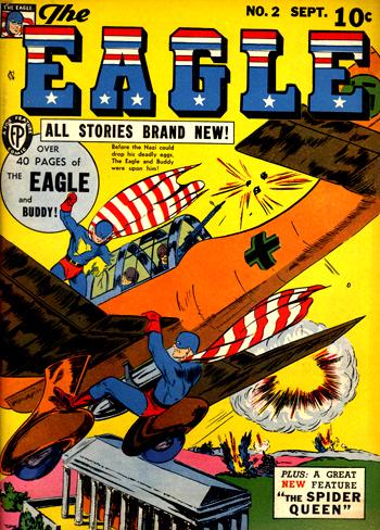 Eagle #2, dans lequel Spider-Queen fait sa première apparition...