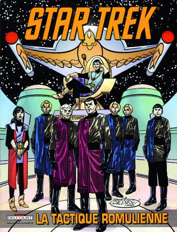 Star Trek : La Tactique Romulienne