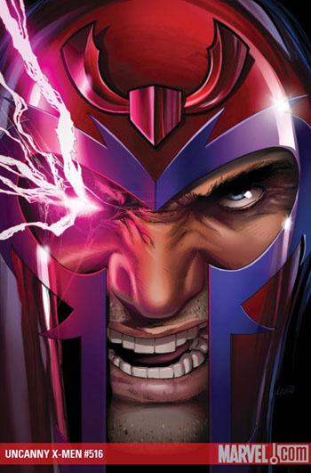 Uncanny X-Men #516