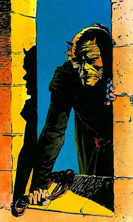 Le Demon de Hal Foster est le modèle direct de Jack Kirby