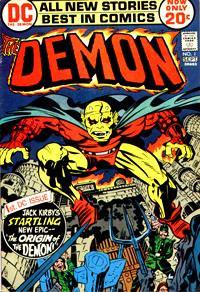 Le Demon, version Kirby...