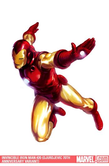 Invincible Iron Man #20