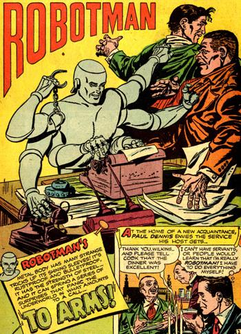 Robotman n'est pas le héros mineur qu'on pourrait croire...
