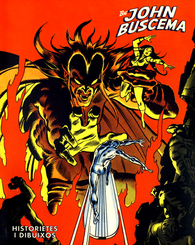 Big John Buscema: Historietes I Dibuixos