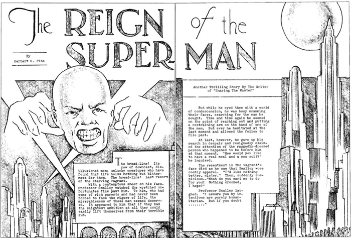 The Reign of the Superman