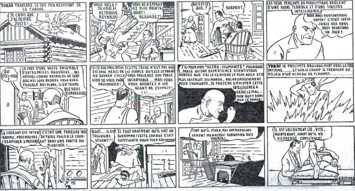 Yordi (Aventures n° de 1940)