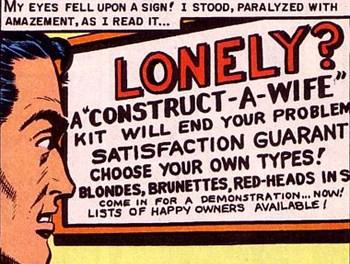 Oldies But Goodies: Weird Science #5 (Jan. 1951)