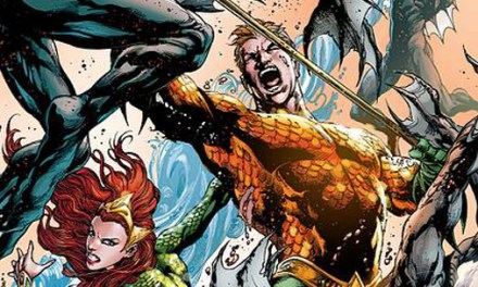 Avant-Première VO: Review Aquaman #3