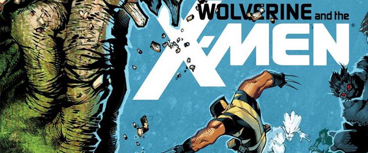 Avant-Première VO: Review Wolverine & The X-Men #2