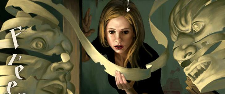 Preview: Buffy the Vampire Slayer: Season Nine #4