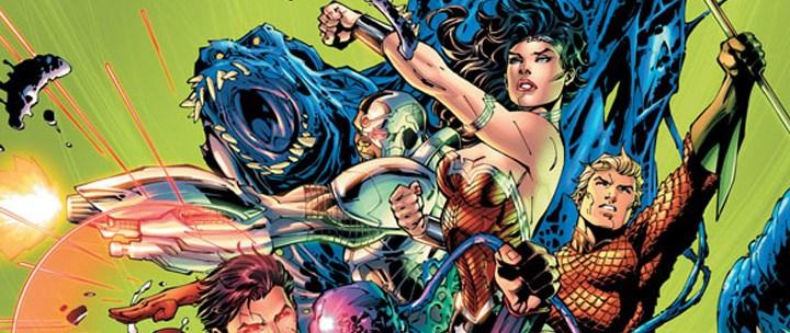 DC Comics In March 2012: DC Universe