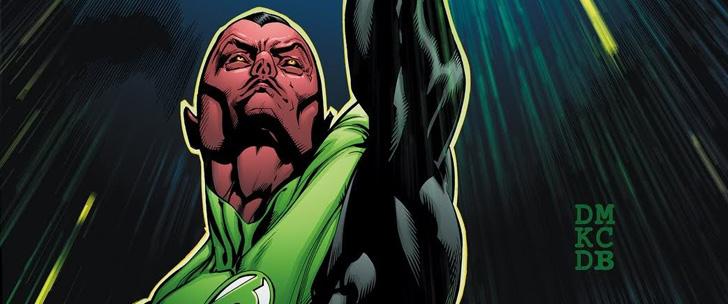 Avant-Première VO: Review Green Lantern #4