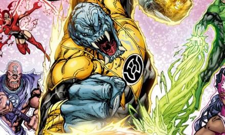 Avant-Première VO: Review Green Lantern: New Guardians #4