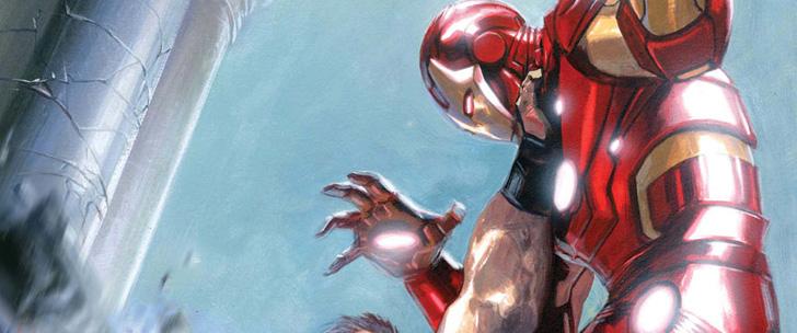 Avant-Première VO: Review Avengers Annual #1