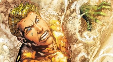 Avant-Première VO: Review Aquaman #5
