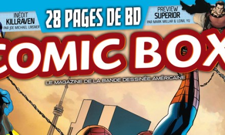 Preview: Comic Box #75