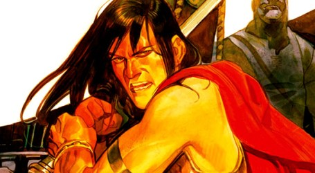 Avant-Première VO: Review Conan The Barbarian #1