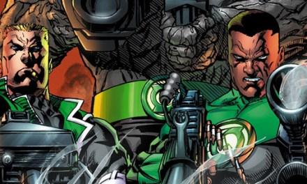 Avant-Première VO: Review Green Lantern Corps #6