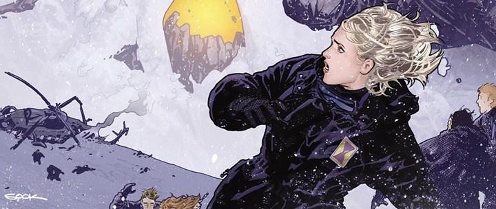 Avant-Première VO: Review DC Universe Presents #6