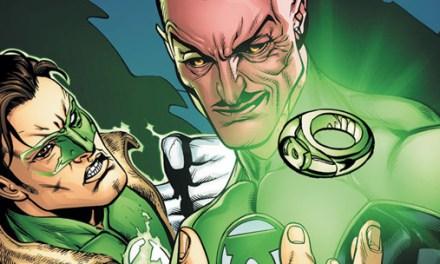 Avant-Première VO: Review Green Lantern #6