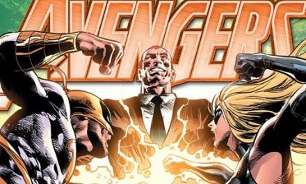 Avant-Première VO : Review New Avengers #22
