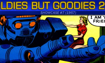 Oldies But Goodies: Showcase #7 (Mars 1957)