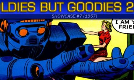 Oldies But Goodies: Showcase #7 (Mars 1957)