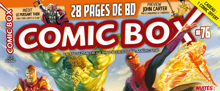 Preview: Comic Box #76