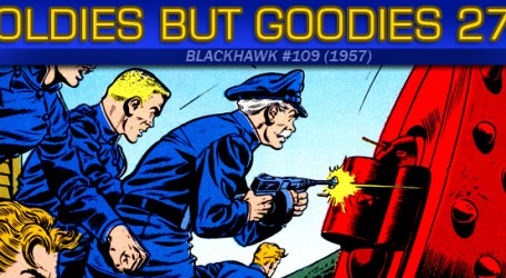 Oldies But Goodies: Blackhawk #109 (1957)