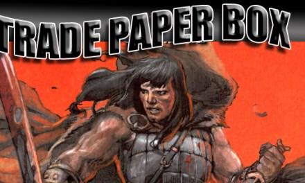 Trade Paper Box #67: Conan: Cimmérie