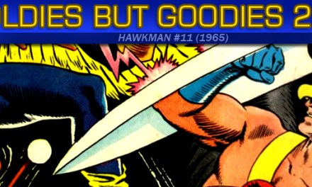 Oldies But Goodies: Hawkman #11 (Dec. 1965)