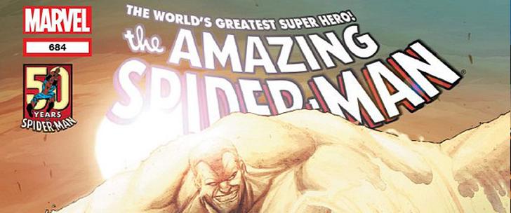 Amazing Spider-Man #684