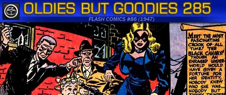 Oldies But Goodies: Flash Comics #86 (Août 1947)
