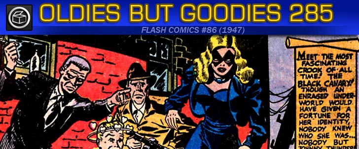Oldies But Goodies: Flash Comics #86 (Août 1947)
