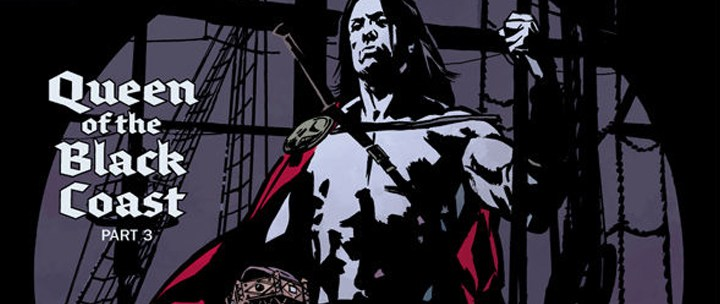 Preview: Conan The Barbarian #3