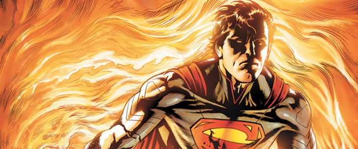 DC Comics In July 2012: DC Universe