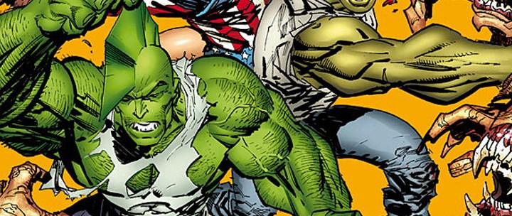 Avant-Première VO: Review Savage Dragon #179