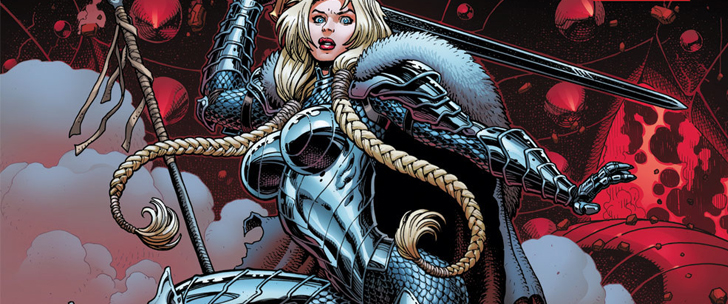 Avant-Première VO: Review Fear Itself: The Fearless #12