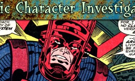 CCI: Comic Character Investigation #20