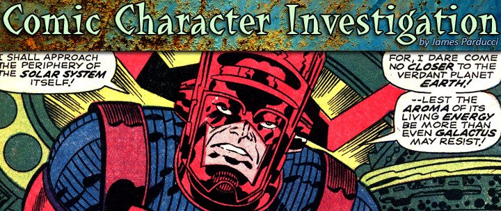 CCI: Comic Character Investigation #20